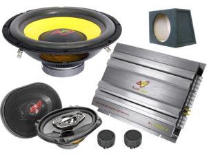 Car Audio Combos - Autostyle Motorsport Online