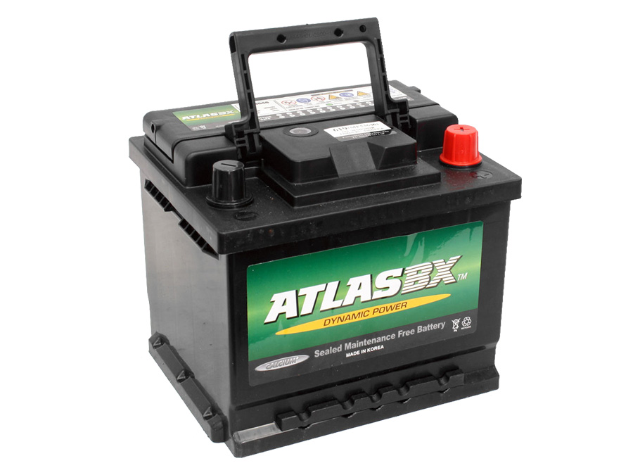 AtlasBX SMF Sealed Car Battery (612size)