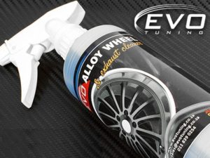 Evo Tuning Alloy Wheel and Exhaust cleaner-0