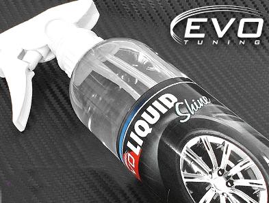Evo Tuning Liquid Tyre Shine Dressing