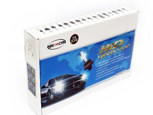 Xenon HID Conversion Kit for H4 bulb size-0