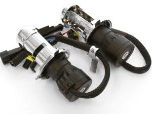 Xenon HID Globes H4-0