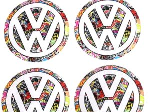 VW Stickerbomb Mag Gel Decal-0