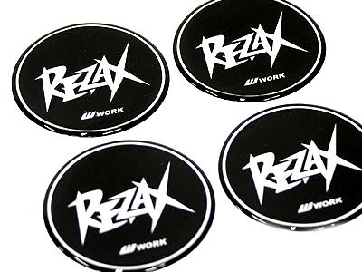 Rezax Design Wheel Decal Stickers