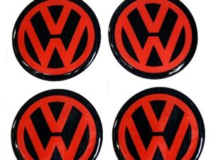 Gel Mag Vw Red Decal-0