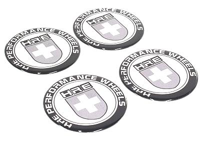 HRE Design Wheel Decal Stickers