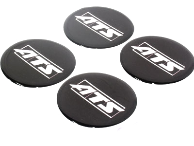 ATS Design Wheel Decal Stickers (set of 4)