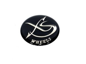XS Design 65mm Wheel Decal Sticker Set-0