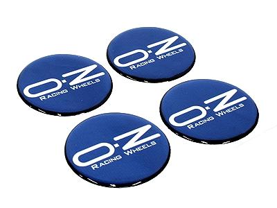 OZ Racing Design Wheel Center Decals