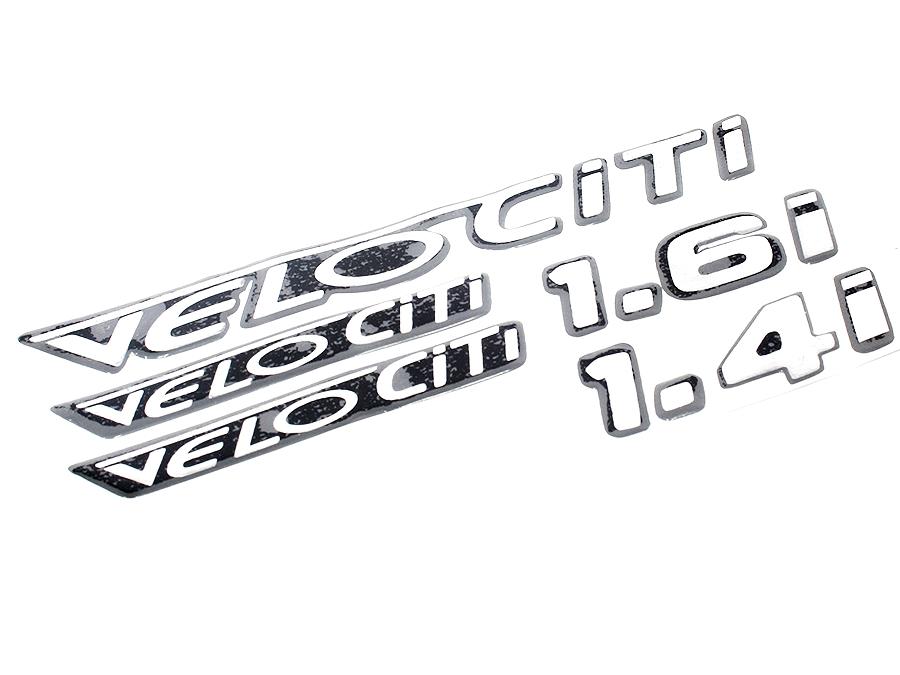 VW Velocity Gel sticker kit