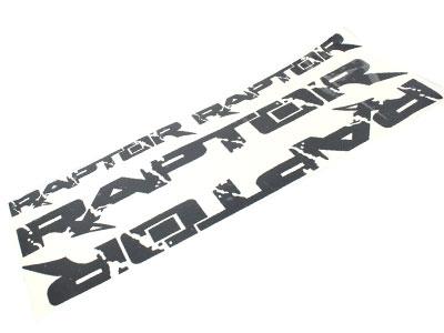 Ford Raptor Door Sticker Kit