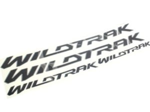 Ford Ranger Wildtrak Vinyl Door Sticker Kit-0