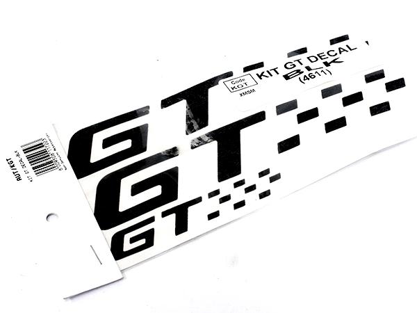 GT Racing Sticker Set