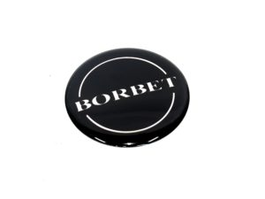 Borbet Design Wheel Decal Sticker each-0