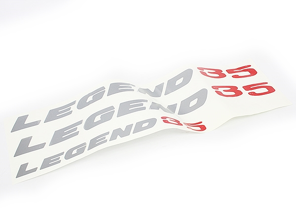 Legend 35 Vinyl door sticker kit-0
