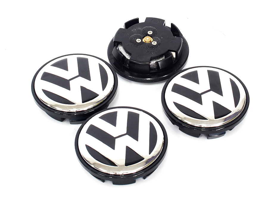 LED Light up Wheel Decals (VW)
