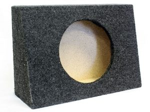 "10"" Subwoofer Enclosure for Bakkies & SUV's"