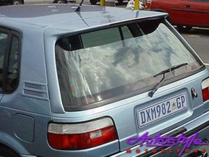 Toyota Conquest/Tazz Long Leg Roofspoiler with Brakelight-0