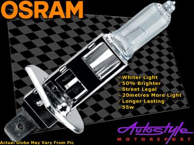 Osram H1 Silverstar Globes-0