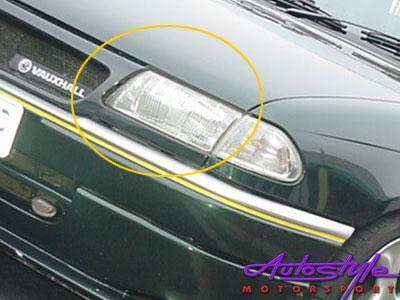 Astra Replacement Headlights After 95 LH