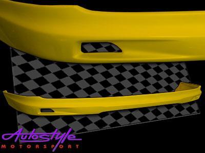 Nissan Almera Facelift New Spec Front Spoiler 04 +-0