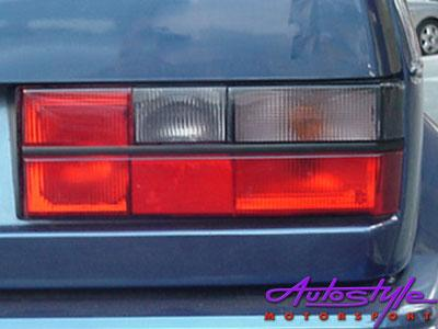 VW Golf MK1 Semi Smoked Tailights (Right)