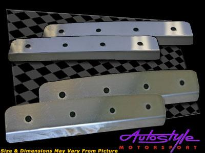 Astra 99-04 Chrome Handels