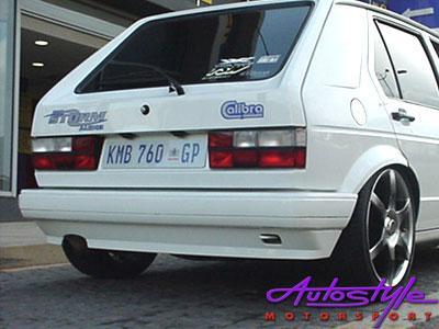 VW Golf MK1 New Cti Rear Bumper