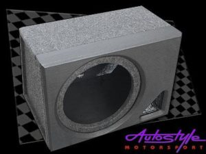 12' Single Sub Enclosure with Triangle Port-0