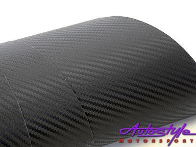 Exterior Carbon Fibre Look Sheet 100x60cm