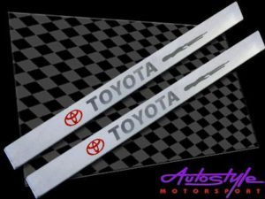 STEPS TOYOTA Rsi Fronts (Pair)-0