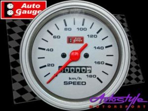 Autogauge Speedometre-0