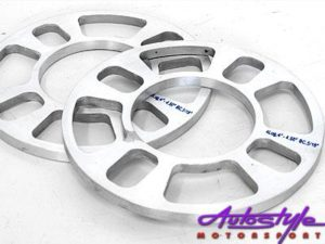 Evo 8mm Wheel Spacer (Pair)-0