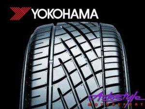 """175-50-13"""" Yokohama A539 Tyres"""
