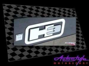 Hummer H3 STS Logo Surround-0