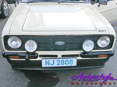 Ford Escort Mk2 Front Spoiler-0