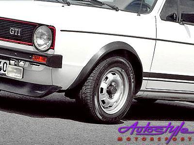 Vw Golf Mk1 Plastic Wheel Arches (set of 4)