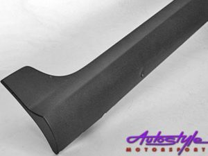 VW Polo GTI Style Side Skirts Fiber Glass 02-10-0