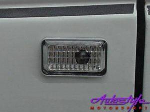 VW Golf MK2 Side Diamond Look Indicators -0