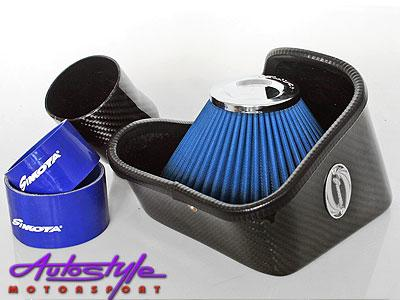 Simota Carbon Fibre Induction Kit for Subaru