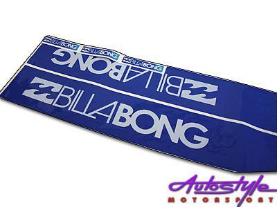 Billabong Door Vinyl Sticker Kit