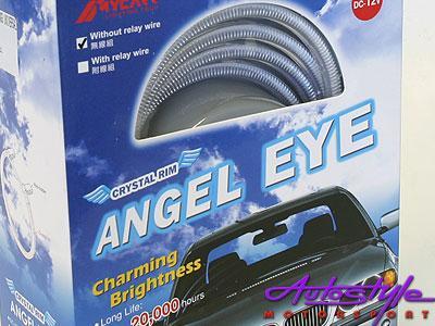 Universal 4 ring angel eye light kit
