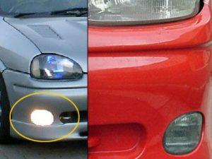 Corsa Foglights (pre-facelift) -0