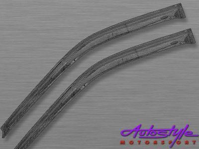 Slimline Carbon Front Windshields for Toyota E8E9 -5932