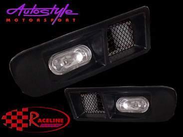 VW Golf MK4 Raceline Bumper foglights