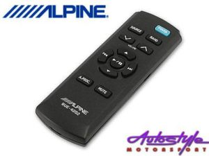 Alpine Replacement Remote-0