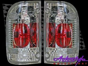 Hilux '98 to '03 Altezza Tailights-0