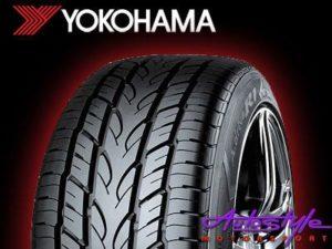 "235-45-17"" Yokohama A-Drive R1 Tyres"