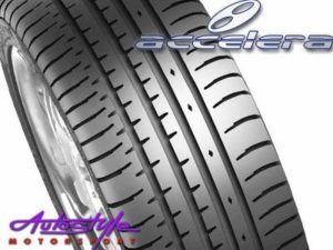 "225-40-18"" Accelera Tyres-0"