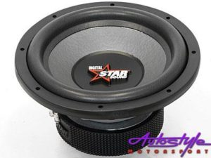 "Starsound 12"" 3500watt DVC Subwoofer-0"